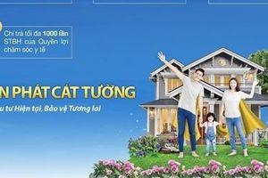 Bảo Việt Nhân thọ ra mắt sản phẩm mới 'An phát cát tường'