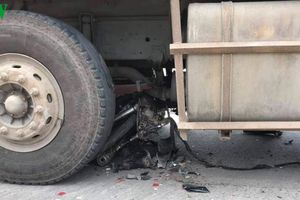 Xe ô tô đi vào đường cấm gây tai nạn chết người ở Bình Định