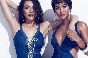 H'Hen Niê - Á hậu Lệ Hằng nóng bỏng với bikini