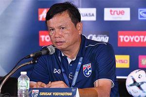 HLV Thái Lan cay cú, không công nhận tuyển Việt Nam là số 1 Đông Nam Á