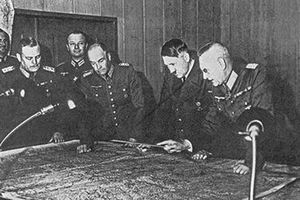 Kế hoạch Citadel và bí mật điệp viên Wether