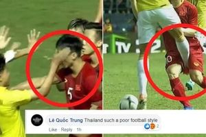 Báo quốc tế: Dậy sóng mạng xã hội từ 'màn chơi xấu' của Thái Lan trước Việt Nam