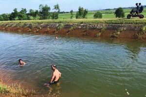 Hà Tĩnh: Rơi xuống kênh thủy lợi, một đầu bếp tử vong