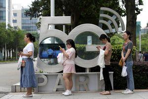 Trung Quốc cấp phép 5G thương mại cho bốn gã khổng lồ công nghệ