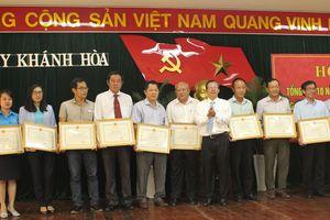Khánh Hòa: Tổng kết 10 năm CVĐ 'Người Việt Nam ưu tiên dùng hàng Việt Nam'