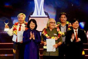 Trao Giải thưởng sáng tạo TP HCM năm 2019 cho 44 công trình