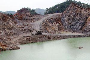 Công nhân tử vong do trượt chân khi khoan mỏ để nhồi thuốc nổ