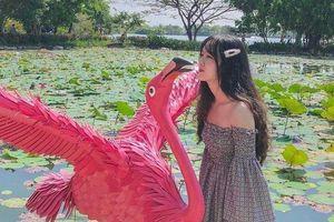 Công viên Suối Mơ ở Đồng Nai gây tranh cãi về độ sến sau tu sửa