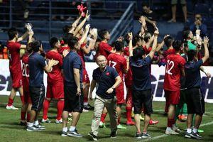 VFF thưởng ĐT Việt Nam 500 triệu đồng sau chiến thắng trước Thái Lan