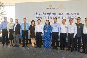 Trung tâm triển lãm lớn nhất TP HCM tiếp tục được mở rộng