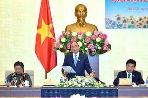Thủ tướng Chính phủ gặp Nhóm đại biểu Quốc hội trẻ khóa XIV