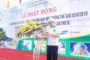 Bắc Ninh phát động Tháng hành động vì môi trường, Ngày môi trường Thế giới