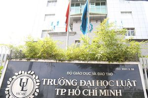 Bộ GD-ĐT tìm hiểu những bất ổn của Trường ĐH Luật TP.HCM
