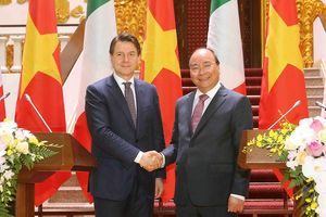 Thương mại Việt - Ý hướng đến kim ngạch song phương 10 tỉ USD
