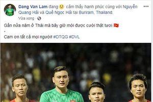 Thắng Thái Lan, Đặng Văn Lâm khiến cổ động viên Việt Nam 'mát lòng'