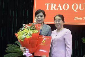 Thành ủy TPHCM có thêm một nữ lãnh đạo chủ chốt