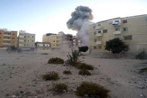 Khủng bố IS nhận trách nhiệm vụ đánh bom bán đảo Sinai, Ai Cập