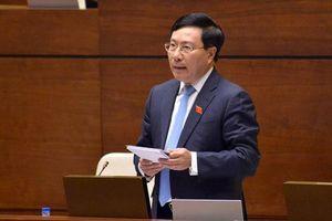 Phó Thủ tướng Phạm Bình Minh: GDP có thể giảm 6.000 tỷ vì cạnh tranh thương mại Mỹ-Trung