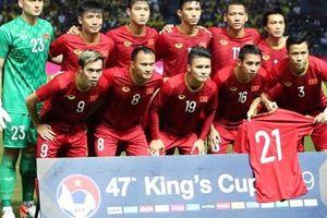 HLV Park Hang-seo ghi dấu trong trận thắng Thái Lan