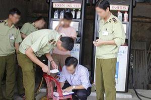 Kinh doanh xăng không bảo đảm chất lượng, công ty Thân Sinh bị xử phạt hơn 184 triệu đồng