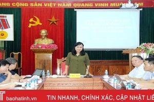 Chủ động tham mưu ban hành, hoàn thiện cơ chế, chính sách trong cải cách hành chính