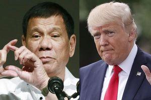 'Tổng thống Duterte dọa dân về chiến tranh trên Biển Đông với Trung Quốc'