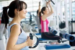 Những điều cần lưu ý khi tập gym mùa nắng nóng