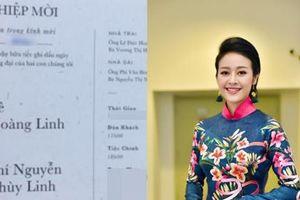 MC đình đám chương trình 'Giọng hát Việt' chuẩn bị theo chồng bỏ cuộc chơi, danh tính chú rể khiến nhiều người bất ngờ