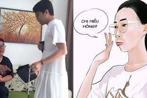 Trước quyết định lấy hotgirl hơn tuổi làm vợ, Youtuber triệu view Cris Phan chấp nhận mặc váy đi... trộm túi xách