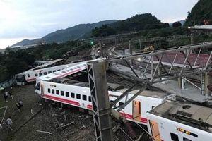 Buộc tội lái tàu gây ra vụ tai nạn đường sắt tồi tệ nhất ở Đài Loan