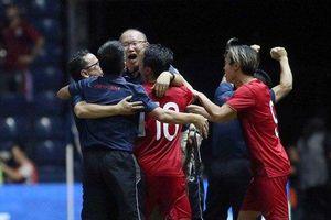 Thắng Thái Lan ở King's Cup 2019, thầy trò HLV Park Hang-seo nhận thưởng 'khủng'