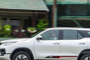 Toyota Fortuner trở lại lắp ráp trong nước, giá sẽ ra sao?