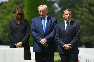 Lãnh đạo thế giới đến dự lễ kỷ niệm 75 năm ngày quân Đồng minh đổ bộ Normandy