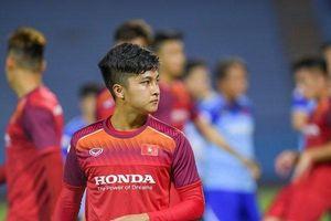 Martin Lo, cùng dàn cầu thủ U23 hút mọi ánh nhìn trước ngày thi đấu với U23 Myanmar