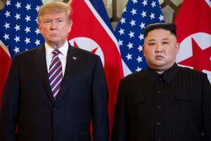 Ông Trump lên tiếng sau cảnh báo 'mất kiên nhẫn' của Triều Tiên