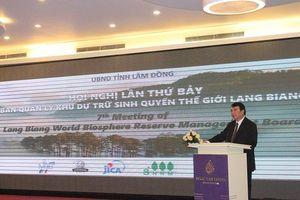 Khu dự trữ sinh quyển thế giới LangBiang tại Lâm Đồng đang được đánh giá thành quả ở cấp cao