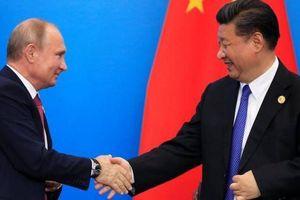 Ông Tập Cận Bình: Tổng thống Putin là bạn thân, đồng nghiệp tốt nhất