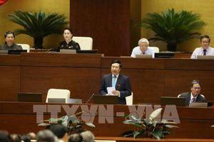 Kỳ họp thứ 7, Quốc hội khóa XIV: Đẩy nhanh hoàn thiện thể chế, văn bản thực thi CPTPP