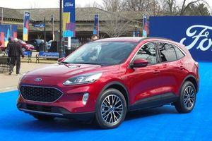 Ford Escape 2020 có giá bán cao hơn đối thủ Honda CR-V