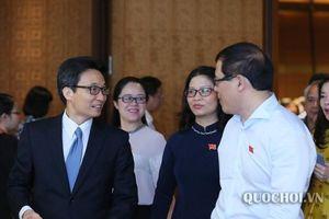 Phó Thủ tướng Vũ Đức Đam: Chuẩn bị xây dựng Luật Tiếng Việt