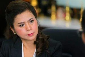Cưỡng chế bất thành, bà Lê Hoàng Diệp Thảo chưa trả con dấu cho Trung Nguyên