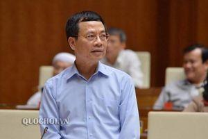 Bộ trưởng Nguyễn Mạnh Hùng: 'Nếu không dọn rác trên mạng sẽ ảnh hưởng đến não người'