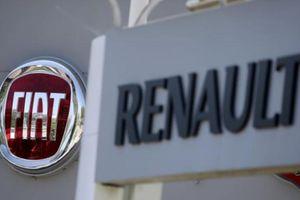 Fiat Chrysler rút khỏi thương vụ tỷ USD vì Chính phủ Pháp xáo trộn thỏa thuận