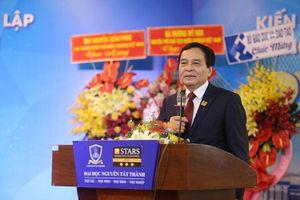 Trường Đại học Nguyễn Tất Thành kỷ niệm 20 năm thành lập