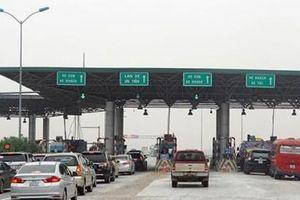 BOT Pháp Vân - Cầu Giẽ bị yêu cầu tạm dừng thu phí