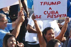 Mỹ ra thêm đòn trừng phạt, Cuba khẳng định sẽ chiến thắng