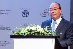 Thủ tướng Nguyễn Xuân Phúc: 'Khi các bạn nhìn về hướng Đông, hãy chọn Việt Nam'