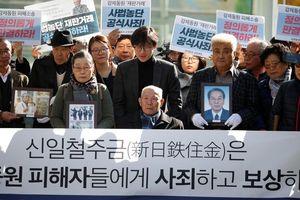 Nhật-Hàn lần đầu thảo lận vấn đề lao động cưỡng bức thời chiến