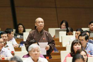 'Giáo hội Phật giáo không dung túng, bao che cho bất kỳ 1 người tu hành nào'