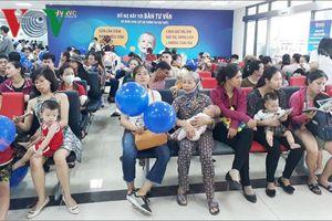 Trung tâm tiêm chủng dịch vụ đầu tiên tại Quảng Ninh đi vào hoạt động